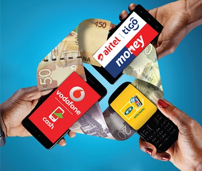 Image result for Mobile Money